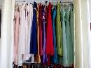 女士礼服(七种色系,抹胸吊带任你挑,还附加配饰哟)