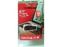 SanDisk 闪迪 酷刃 CZ50 16GB U盘 红黑色