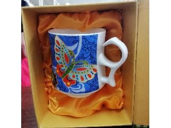 上师大陶瓷杯